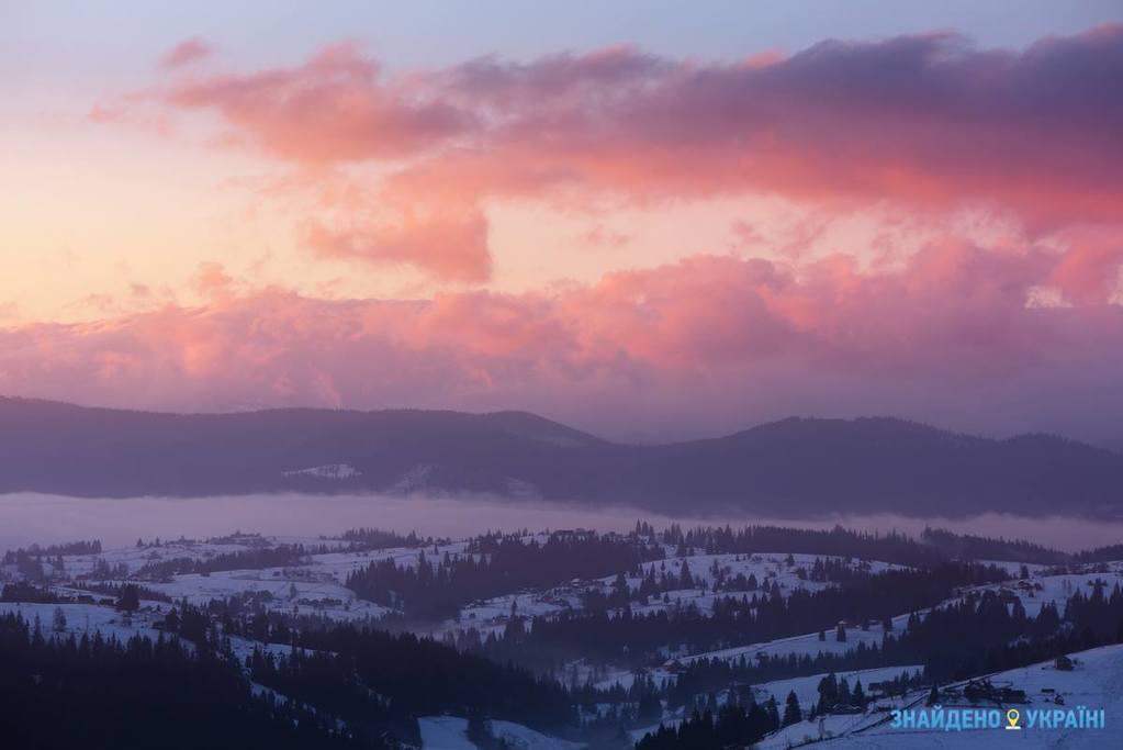 Путешествие в украинскую сказку: праздничные Яремче и Буковель