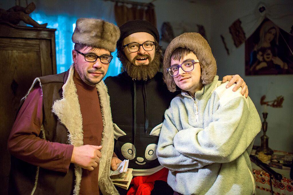 Дзідзьо зняв святковий фільм про свою групу і показав, як і де живе Лесик
