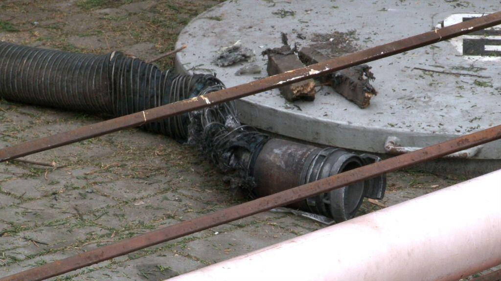 Взрыв на АЗС в Киеве: версия и эксклюзивное видео с места событий