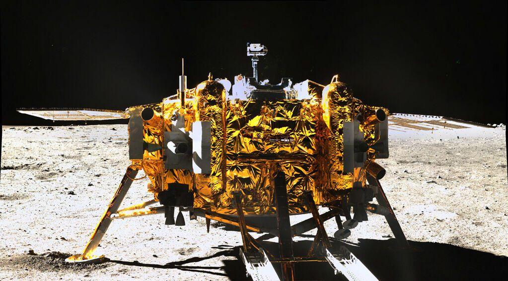 именно так лунные фото китайцев итоге решилась лазерный