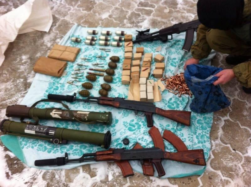 """Диверсантам """"ДНР"""" не дали провести теракты в украинских городах"""