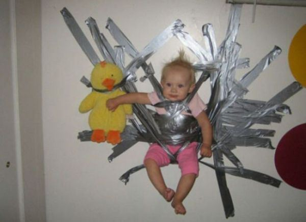 Фото людей, которые не умеют обращаться с детьми