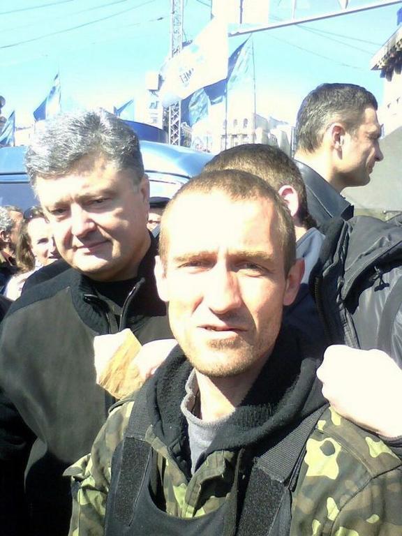 Российский актер Анисифоров просит политического убежища в Украине