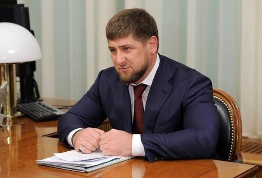 Президент Чечні показав, як уміє боксувати на рингу