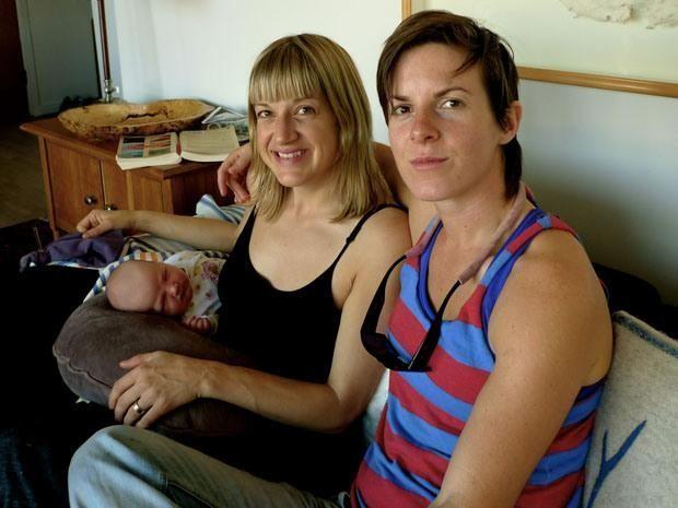 Родители лесбиянок