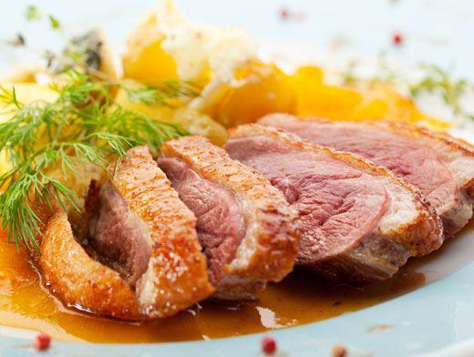 Как быстро приготовить изысканный романтический ужин. Меню
