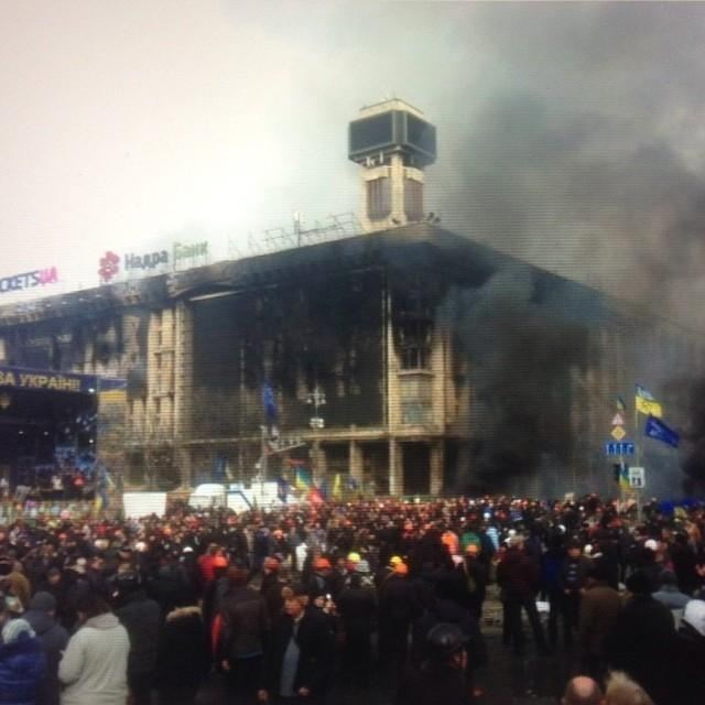 Анастасія Приходько: нас вбивають!
