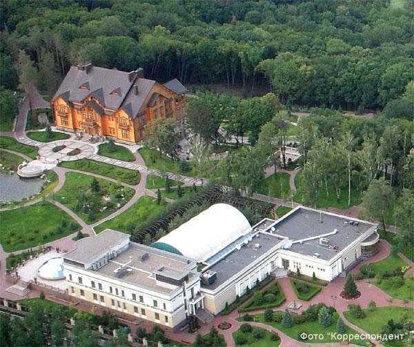 Вместо драгоценного унитаза в Межигорье нашли золотого Януковича
