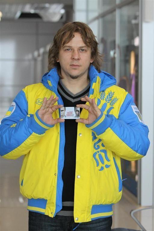 Зірки ТБ і естради: не діліть Україну!