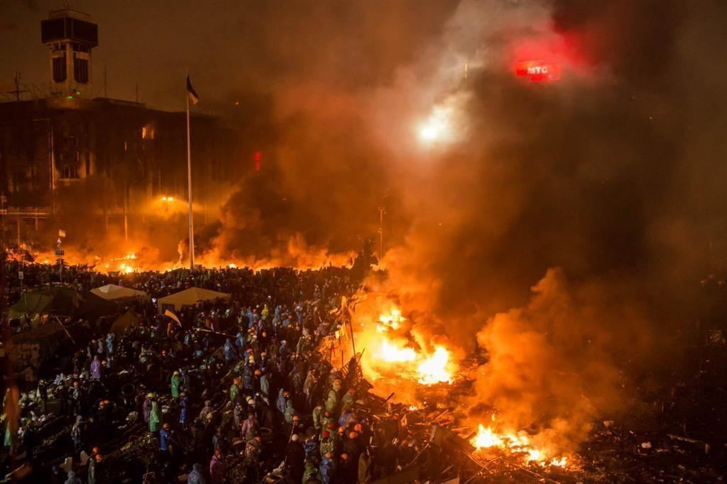 "Москаль раскрыл план ""зачистки"" Майдана. Документы"