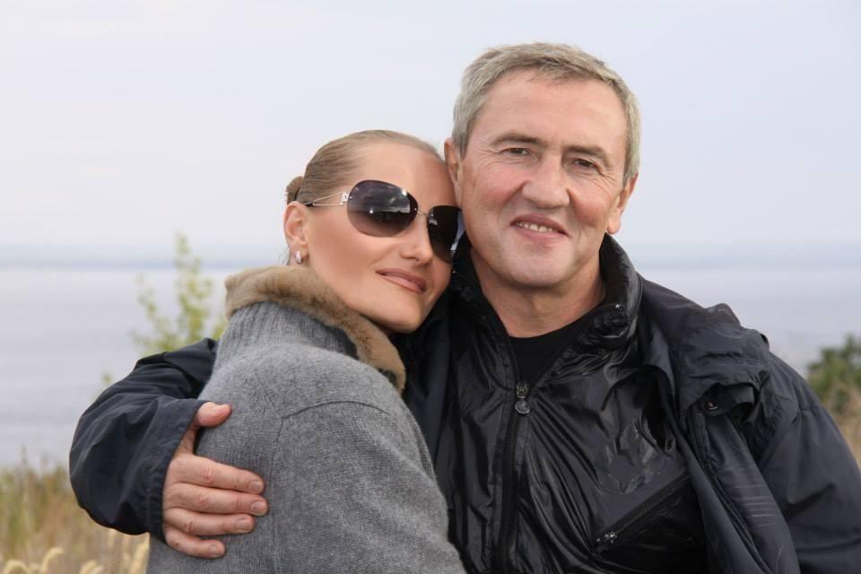 Жена Черновецкого показала их месячного сына