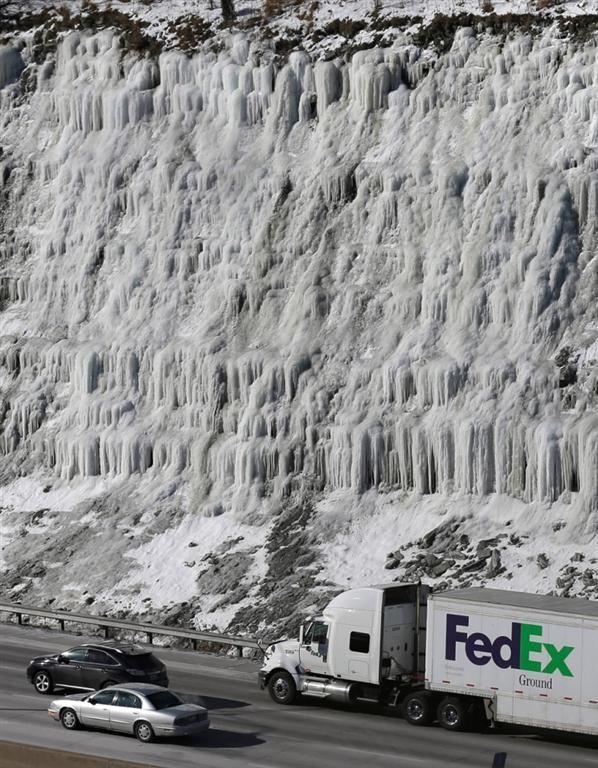 Складні погодні умови на південному сході США