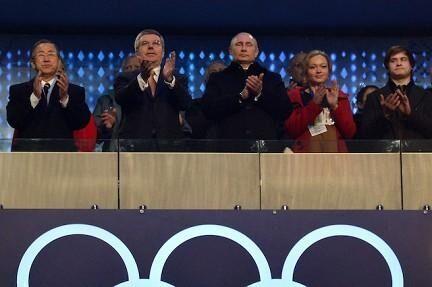 Раскрыта тайна загадочной спутницы Путина на Олимпиаде