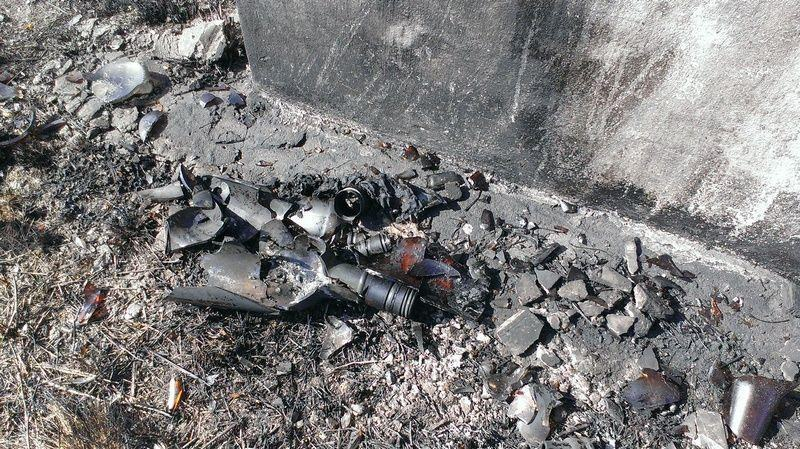В Чигирине вандалы осквернили еврейский памятник