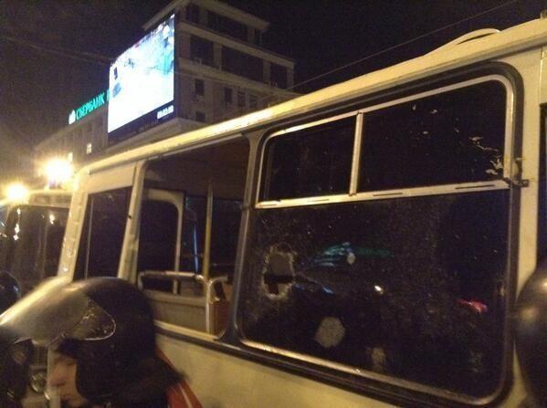 В беспорядках в центре Донецка погиб 22-летний парень