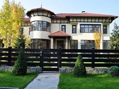 Янукович купив будинок на Рубльовці за $ 52 млн