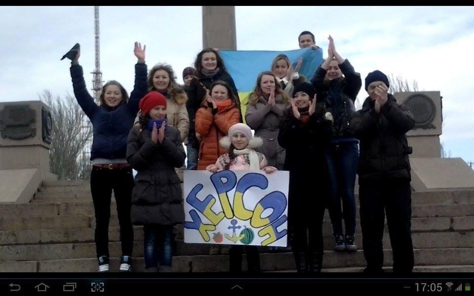Лещенко заставил всю Украину танцевать ради мира