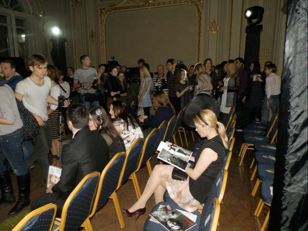 Іванова показала зірковим гостям справжню моду