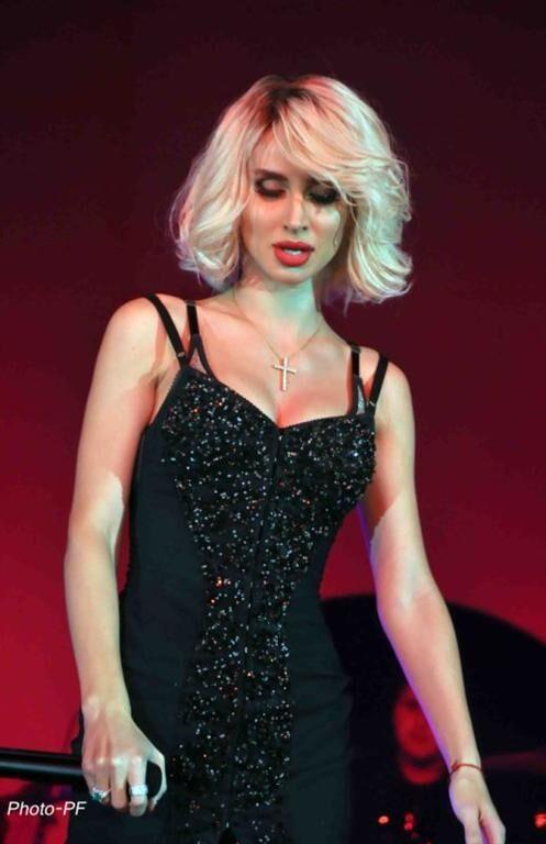 Лобода из-за политики отказалась от музыкальной премии