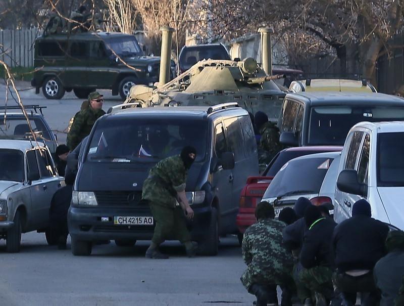 Бельбек, который до конца не сдавался, штурмовал российский спецназ