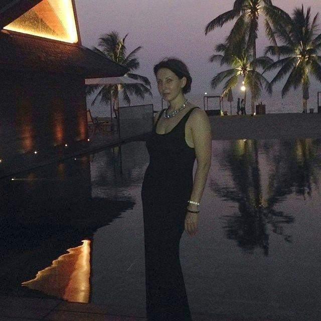 45-летняя Смехова похвасталась подтянутой фигурой