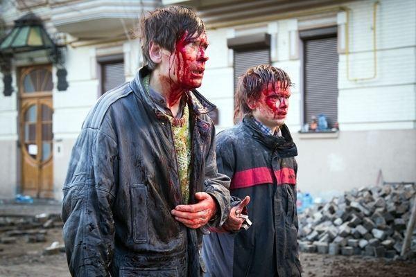 """Избитые 18 февраля отец и сын, фото которых облетело мир, рассказали о жестокости """"Беркута"""""""