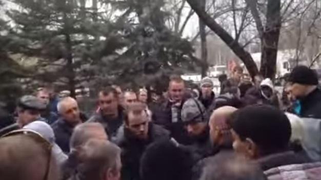 """В Горловке напали на шахтера, который рассказал российскому ТВ о """"московских захватчиках"""""""