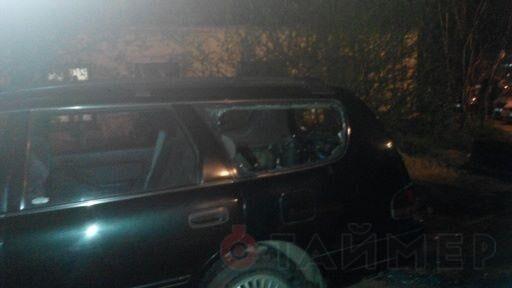 На блокпосте в Одессе произошла драка