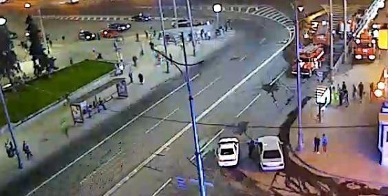 В Харькове горела консерватория