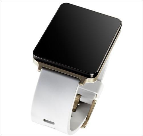 LG показала свои умные часы G Watch