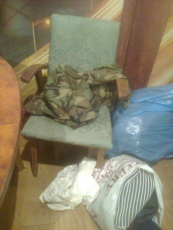 Милиция в Харькове обнаружила перевалочную базу сепаратистов