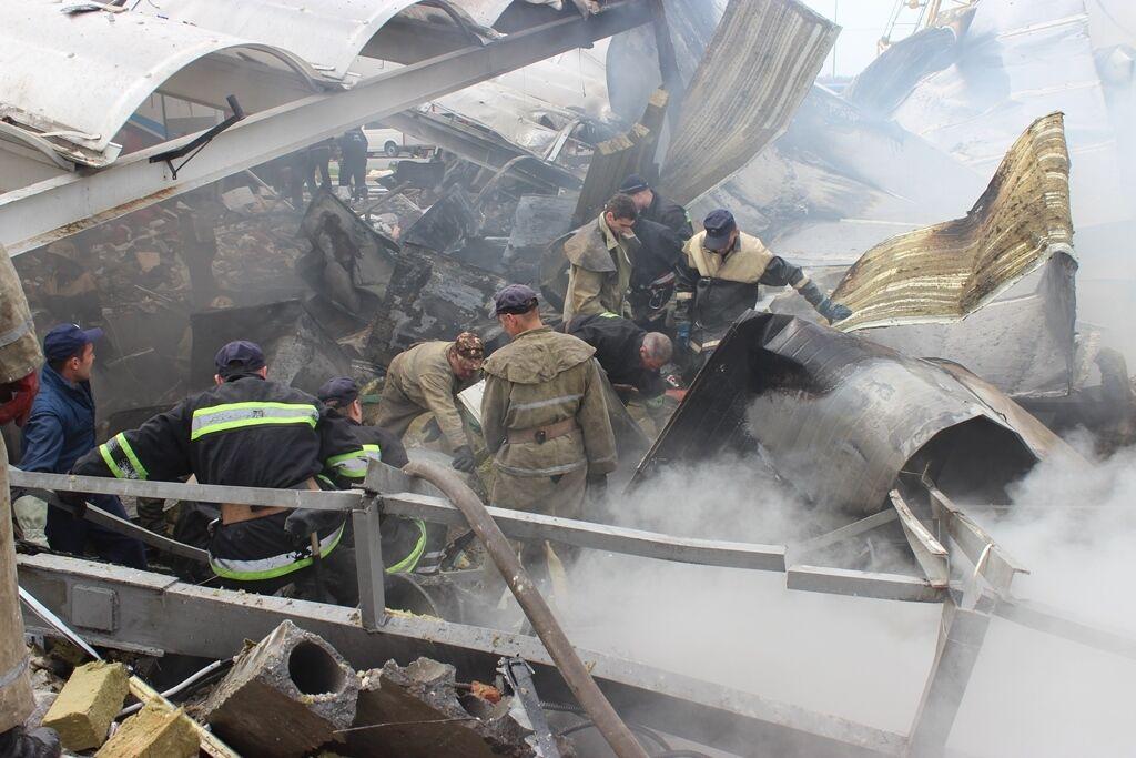 Взрыв на АЗС под Киевом не был терактом - ГПУ