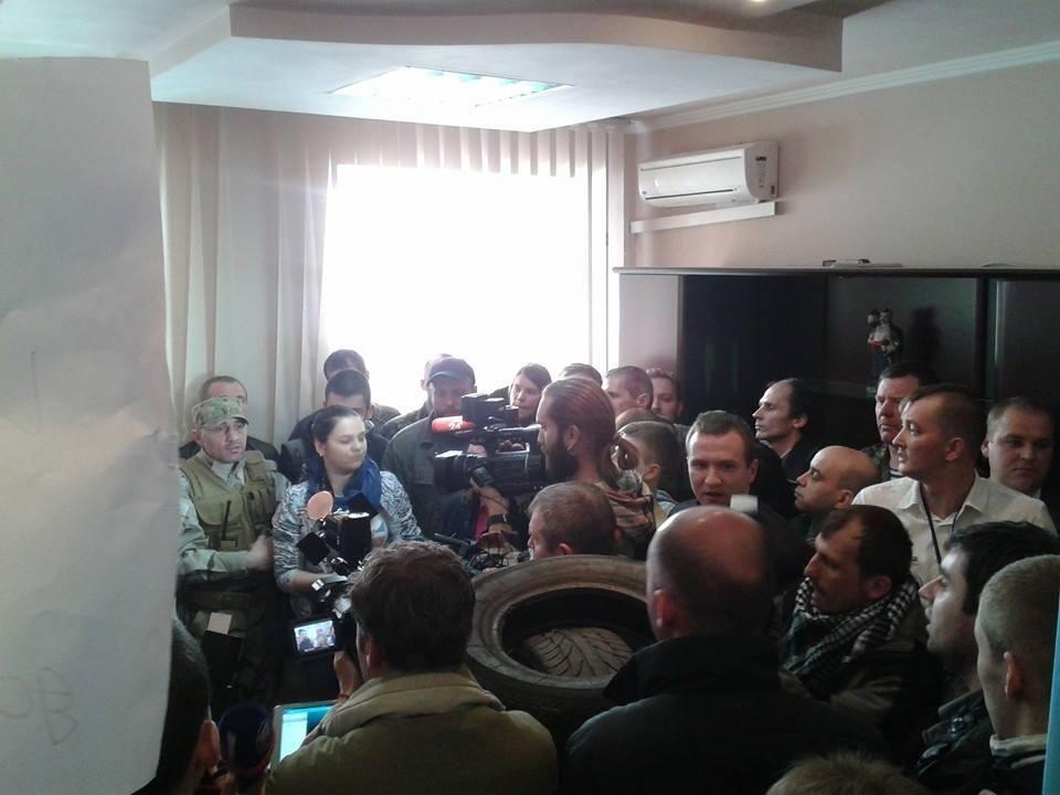 Скандального начальника ГАИ Львова заставили уволиться