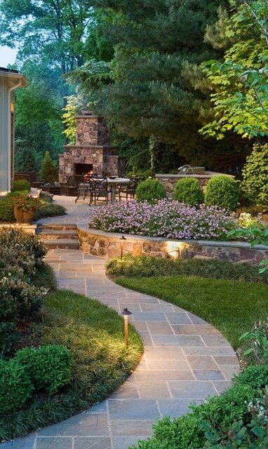 14 ландшафтных эко-идей для вашего дома и сада