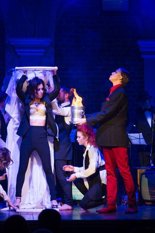 Анна Завальська показала VIP-спектакль для своїх друзів і фанів