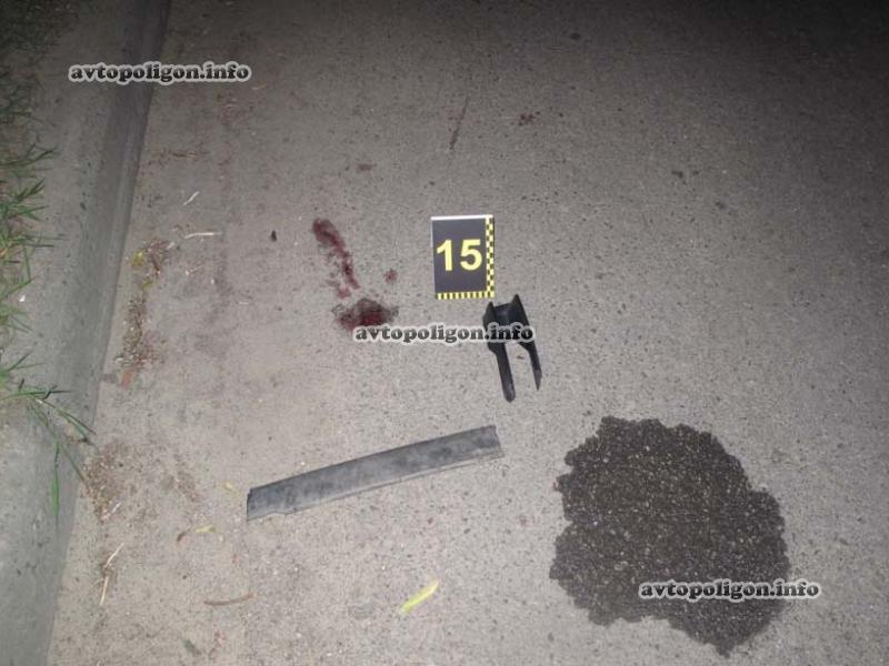 В Киеве иномарка сбила насмерть девочку, милиция ищет водителя-убийцу