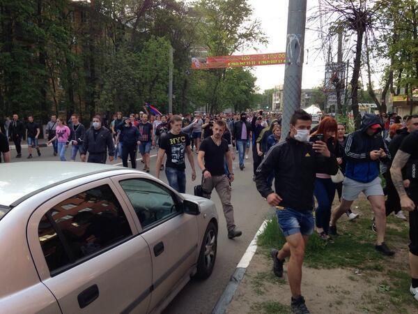 Россию упрекнули за разгон митинга в Пушкино и критику АТО в Украине