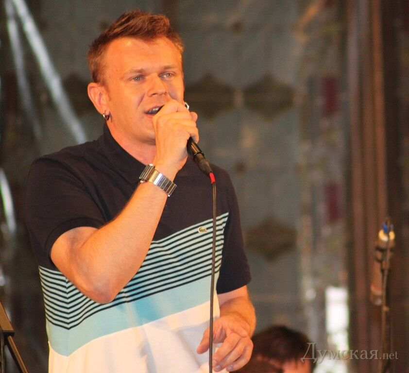 Олександр Положинський зізнався, кого бачить Президентом України