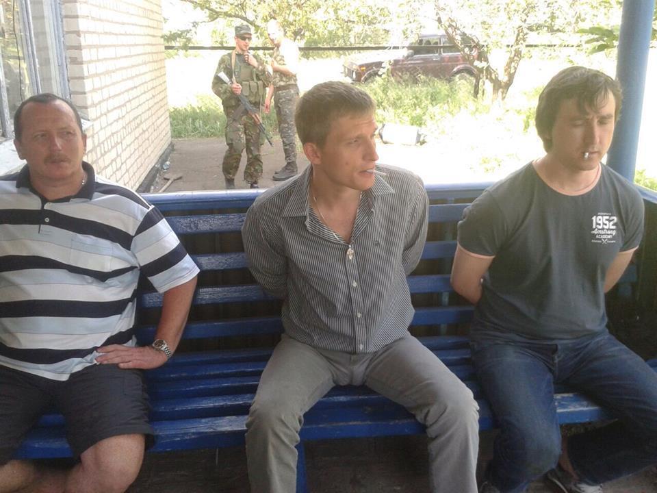 В Краматорске задержали террористов с ракетным комплексом и российских журналистов
