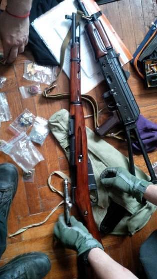 В Киеве задержали банду, снабжавшую оружием террористов на востоке