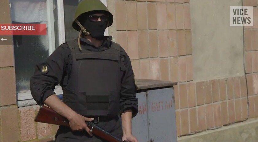 "Журналист VICE NEWS снял на видео одну из операций батальона ""Донбасс"""