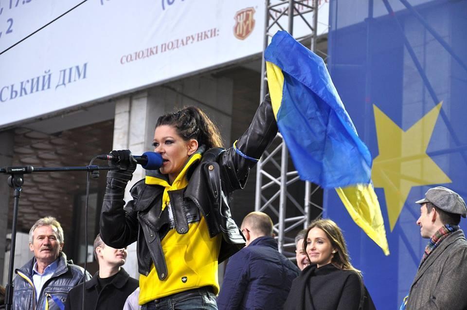 Руслану на Майдане держал на прицеле снайпер