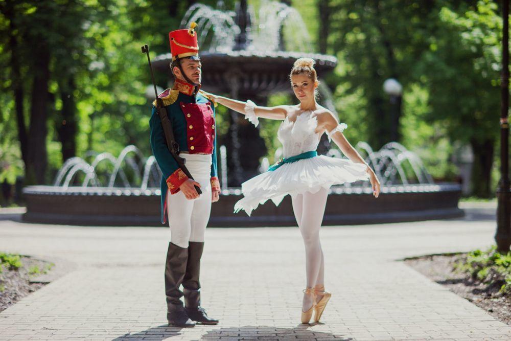 Украинские звезды решили поиграть в сказки