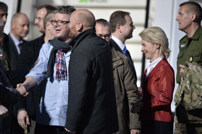 Звільнені в Слов'янську інспектори ОБСЄ вже в Берліні