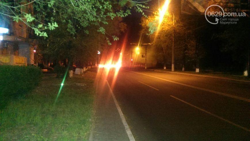 Местные СМИ сообщили о стрельбе у аэропорта в Мариуполе