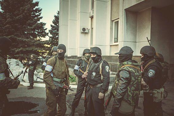 На Одесщину прибыл киевский спецбатальон добровольцев
