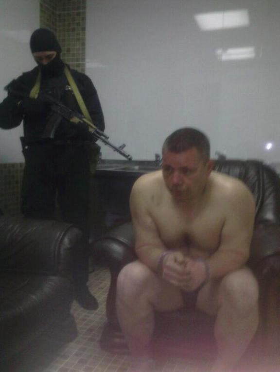 """Міністра оборони"" так званої ДНР затримали за замах на вбивство"