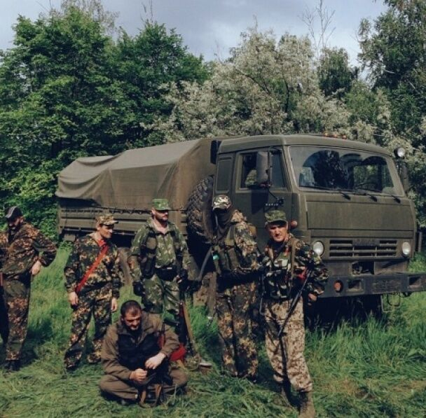 """В составе террористического батальона """"Восток"""" воюют экс-беркутовцы - журналист"""