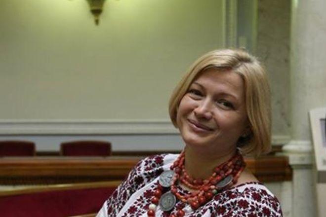 Российские СМИ спутали Геращенко с Матиос