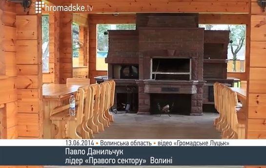 Комуністи на Волині збудували Межигір'я для Януковича-молодшого